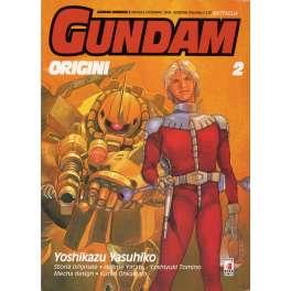 GUNDAM ORIGINI VOL.2