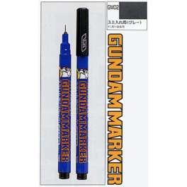 GUNDAM MARKER ULTRA FINE FOR PANEL LINES (Gray)