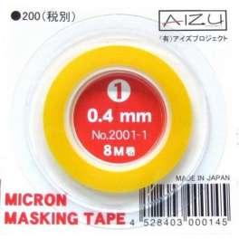 MICRON MASKING TAPE 0,4 mm