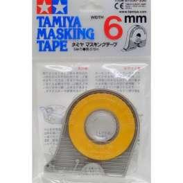 TAMIYA MASKING TAPE 6 mm DISPENSER