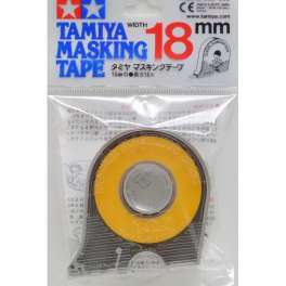 TAMIYA MASKING TAPE 18 mm DISPENSER