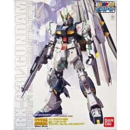 GUNDAM MG 1/100 RX-93 NU GUNDAM VER. KA MECHANICAL CLEAR EXPO LIMITED