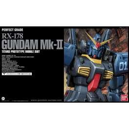 GUNDAM PG 1/60 RX-178 MK-II TITANS BANDAI