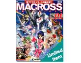 MACROSS CHRONICLE 01 con Binder