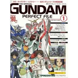 THE GUNDAM PERFECT FILE