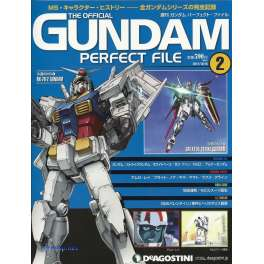 THE GUNDAM PERFECT FILE 2